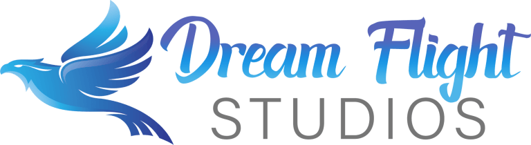Dream Flight Studios Logo